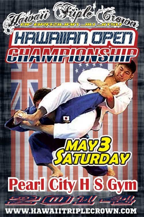 Hawaii jiu Jitsu Championships