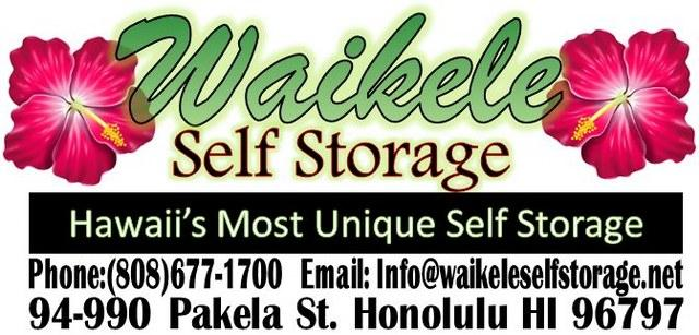 waikele self storage hawaii