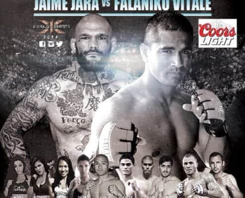MMA at Aloha Stadium X1 World Events