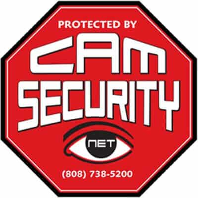 Hawaii's leader in home and business security cameras