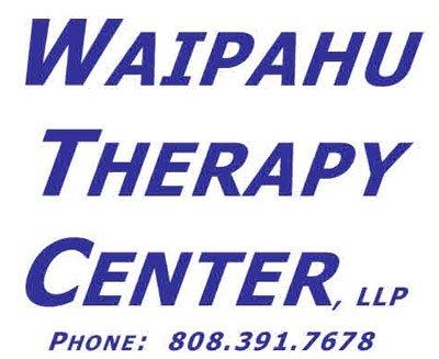 Waipahu Therapy Center
