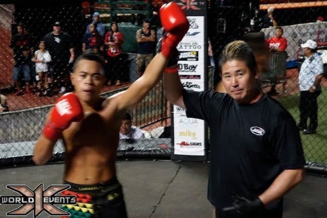 X1 Pro MMA at Aloha Stadium 1