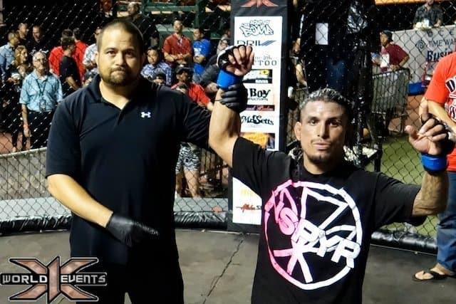 X1 Pro MMA at Aloha Stadium 10