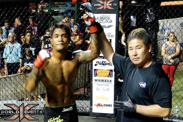 X1 Pro MMA at Aloha Stadium 11
