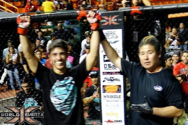 X1 Pro MMA at Aloha Stadium 12