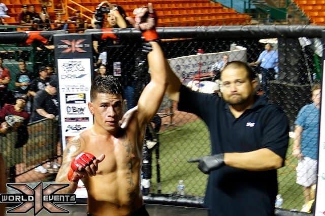 X1 Pro MMA at Aloha Stadium 13