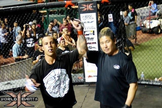 X1 Pro MMA at Aloha Stadium 14