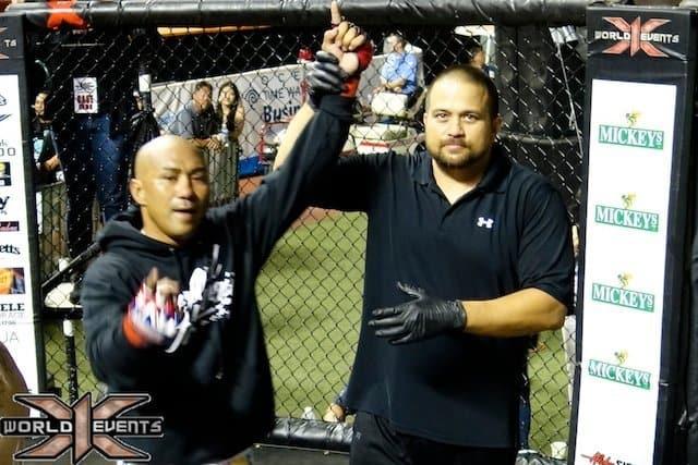 X1 Pro MMA at Aloha Stadium 16