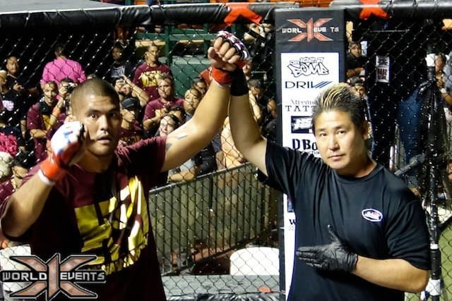 X1 Pro MMA at Aloha Stadium 17