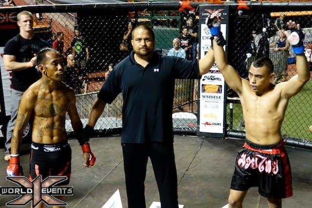 X1 Pro MMA at Aloha Stadium 3