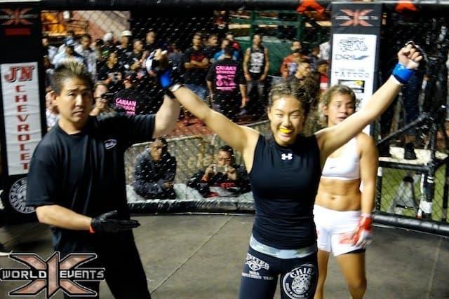 X1 Pro MMA at Aloha Stadium 5