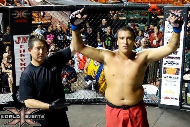 X1 Pro MMA at Aloha Stadium 6