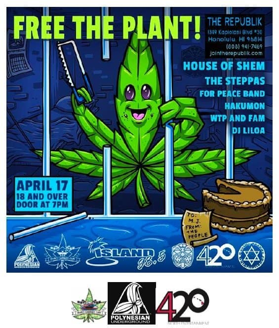 Free the Plant