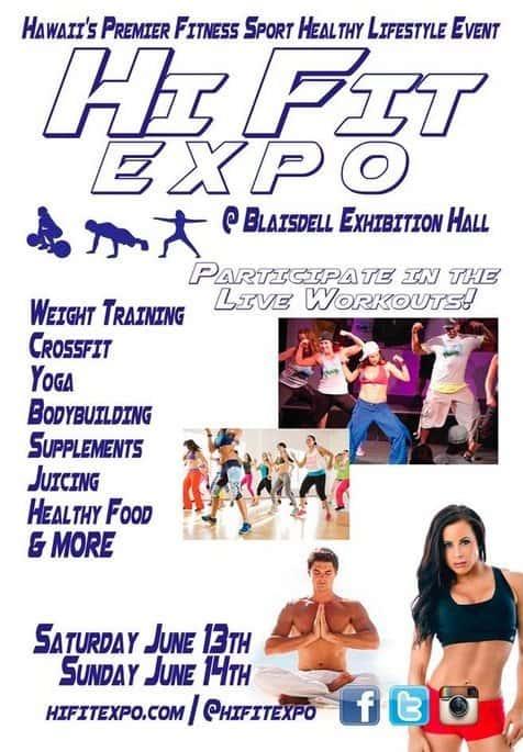 Hawaii Fitness Expo