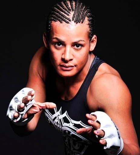 transgender MMA Pro athelete