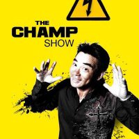Champ Kaneshiro TheChamp Show Hawaii