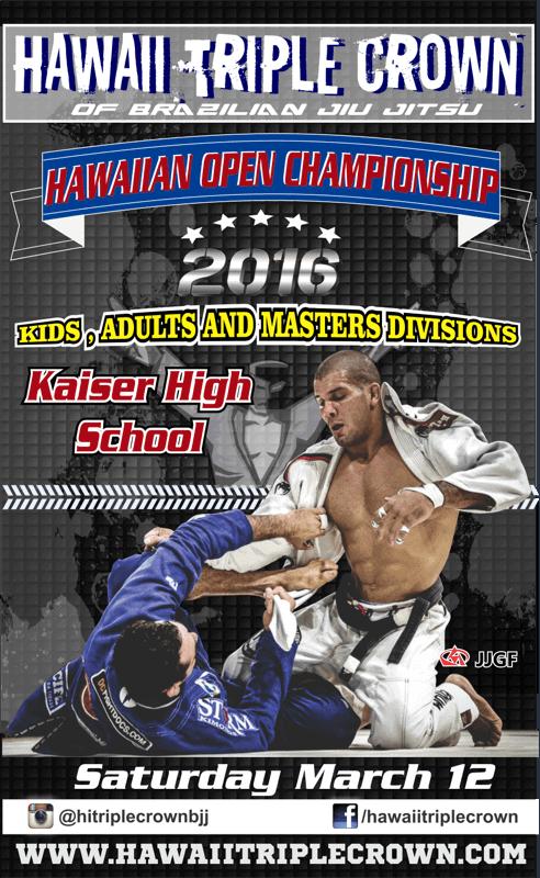 Jiu jitsu championships in hawaii