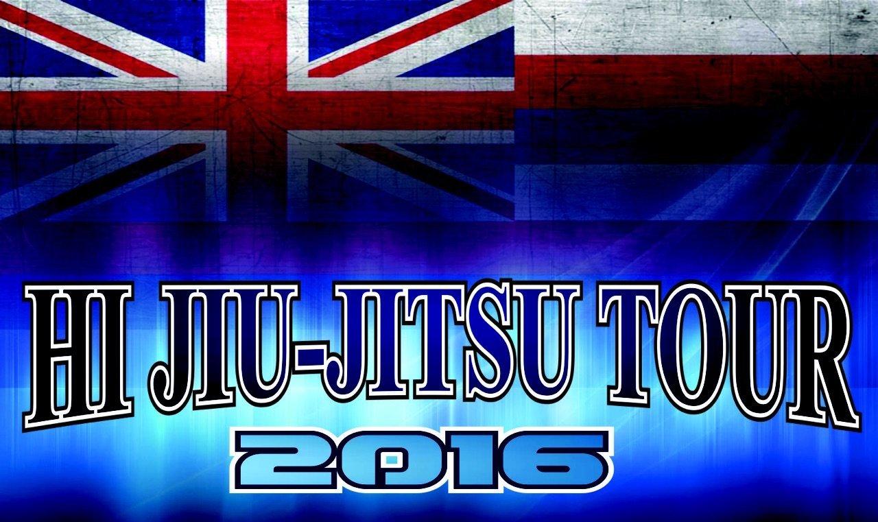 Hi Jiu Jitsu Tour 2016