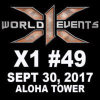 Hawaii MMA Aloha Tower pier 11 Professional Fights
