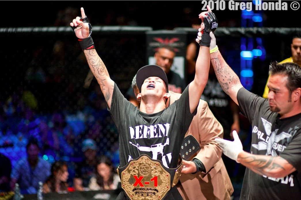 X-1 Champion Russell Doane