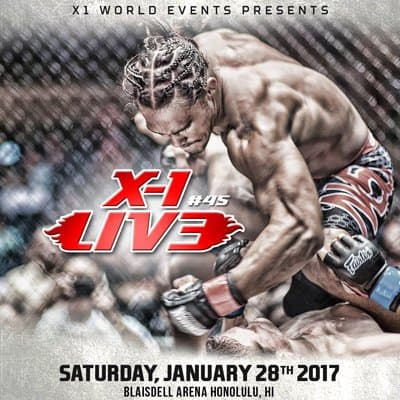 Pro MMA Honolulu Hawaii