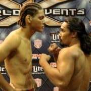 Ray Braddah Cooper III Vs Matthew Colquhoun 145lb mma world title fight