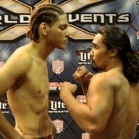 Ray Braddah Cooper III Vs Matthew Colquhoun 145lb mma world title fight