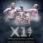 X1 Hawaii Pro MMA