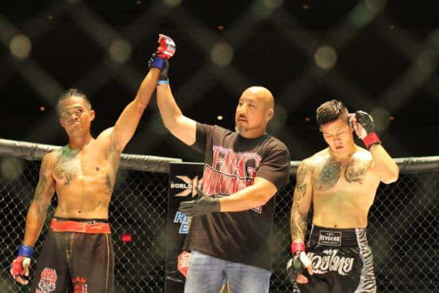 Brandon Madamba defeated Taylor Mamiya via RNC in 2nd Round