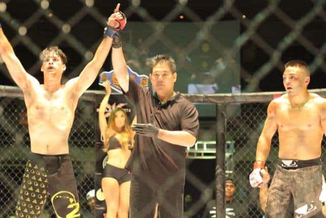 Donovan Parrilla defeated Ioane Kim via Unanimous Decision