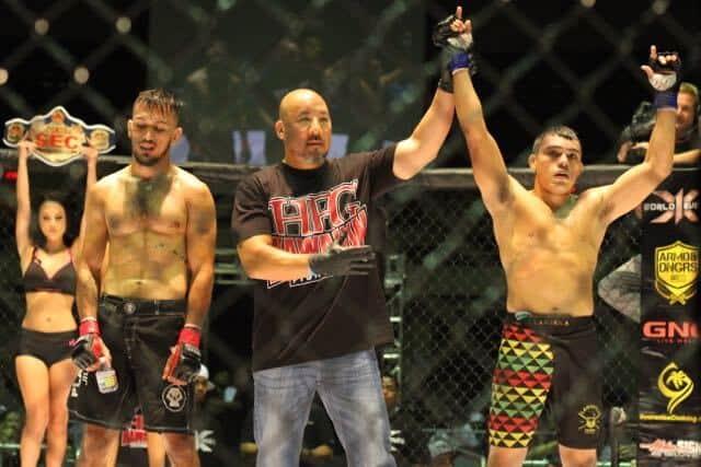 Federico Vento defeated Joey Vonblankenburg via Unanimous Decision
