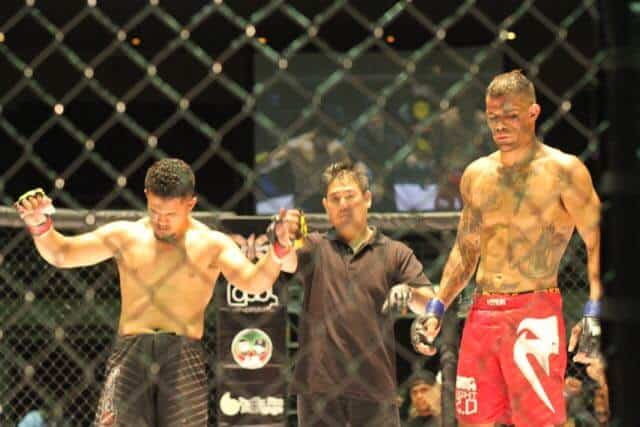 Justus Faaiu defeated Paul Norman via Unanimous Decision