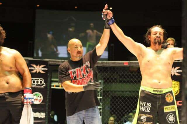 Tony Lopez defeated Tipo Lafaele via Unanimous Decision