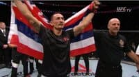 Max Holloway UFC Hawaii