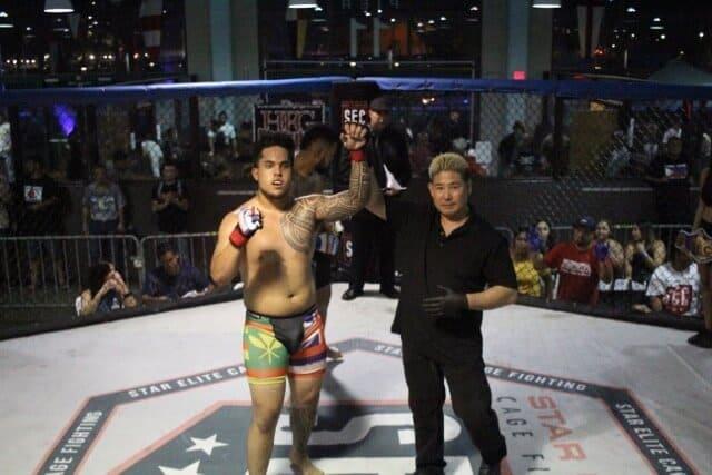 Namakana Pa-kala (SEC Champion) defeats Clemet Capelle via KO