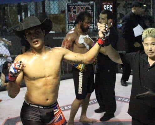 Sale Sproat Defending X1 185 lb Champion