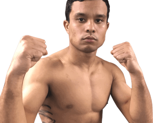 Jeremiah Young MMA Fighter