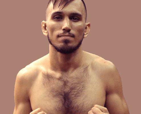 Joey Vonblankenburg MMA fighter from Hawaii