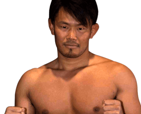 Keiji Sakuta Professional MMA Fighter from Japan