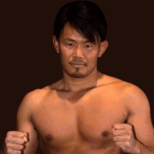 Keiji Sakuta Professional MMA Fighter from Japan