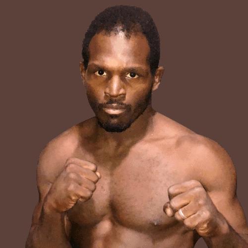 Michael Brightmon Professional MMA Cage Fighter