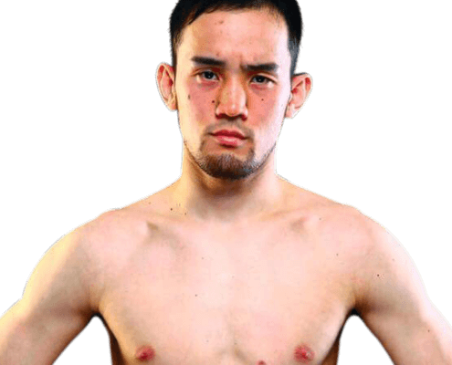 Taison Naito MMA Fighter from Japan