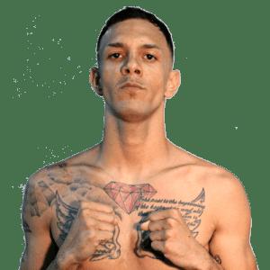 Zaxton Kamaka X1 Professional MMA FIghter