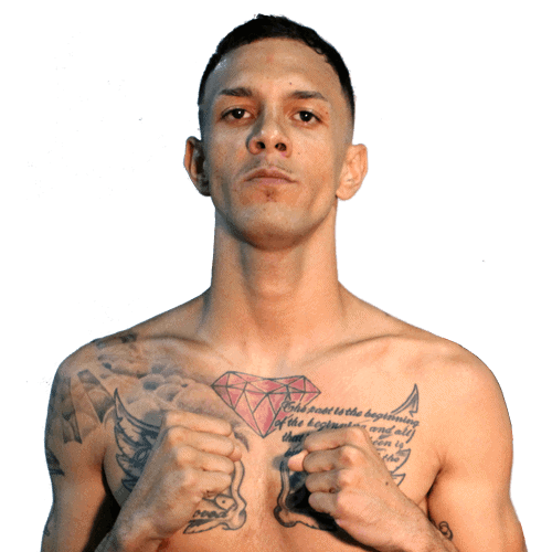 Zaxton Kamaka X1 Professional MMA FIghter