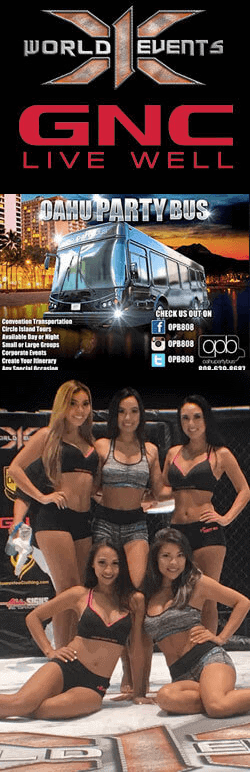Live Arena Sports Professional MMA Cage Fighting