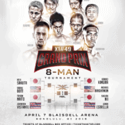 Hawaii Professional MMA Promotion X1 World Events Grand Prix