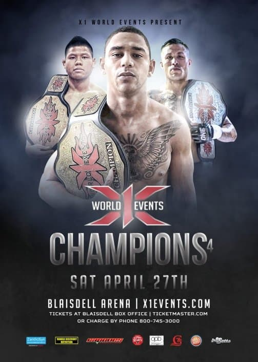 x1#53 Champions 4 April 27 2019