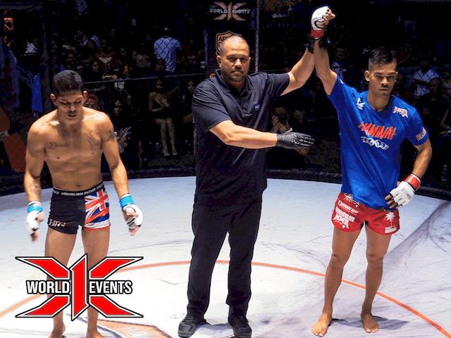 Tyson Nam defeats Donald Gonzalez
