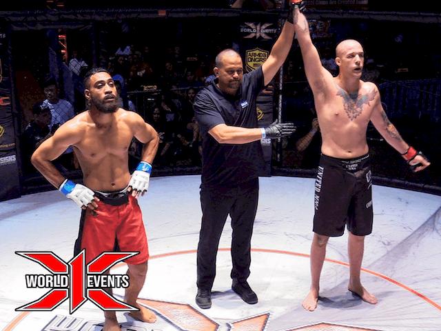 Blake Perry from Oahu defeats Vaughn Llama from Oahu