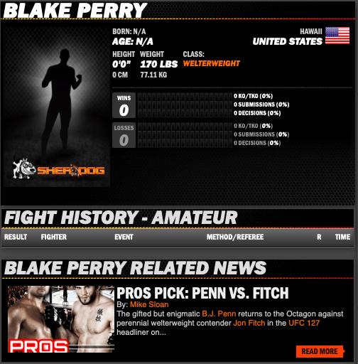 Blake Perry